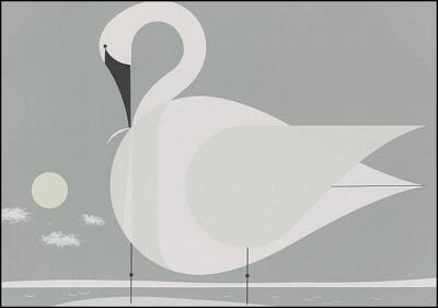 Trumpeter Swan Small Boxed Cards 0116
