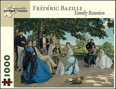 Frederic Bazille: Family Reunion