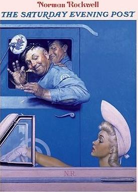 Norman Rockwell the Saturday Evening Post Boxed Notecards 0621