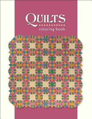 Quilts Coloring Book Cb127