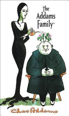 "Addams Family Morticia and Uncle Fester 3 x 5"" Notepad Np028"