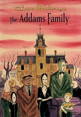 "Addams Family 5 X 7"" Notepad Np029"