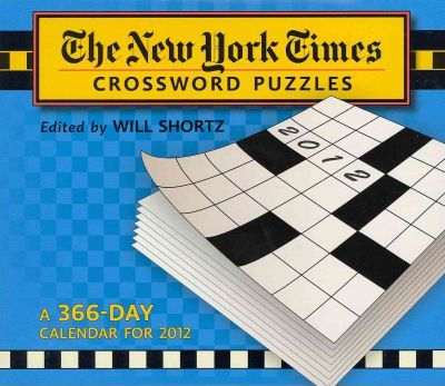 The New York Times Crossword Puzzles, 2012