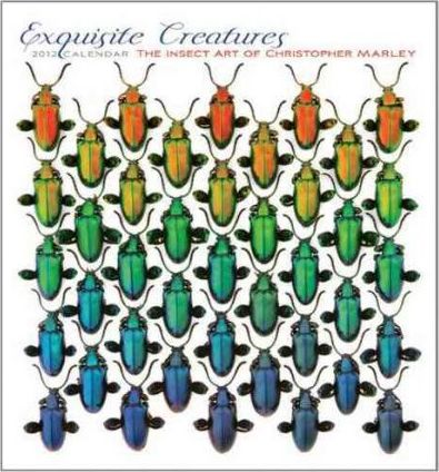 Exquisite Creatures: The Insect Art of Christopher Marley, 2012