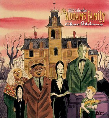 The Addams Family, 2012