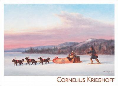 Cornelius Krieghoff Boxed Notecards 0403