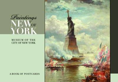 Paintings of New York Book of Postcards Aa662