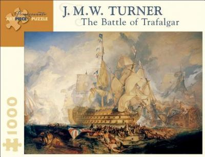 Battle of Trafalgar 1000 Piece