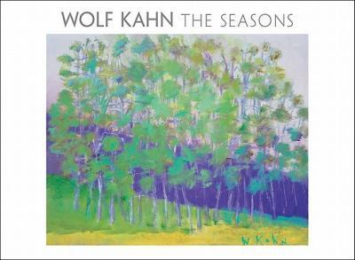 Wolf Kahn the Seasons Boxed Notecards 0523