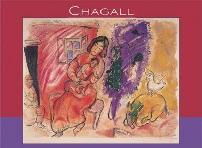 Marc Chagall Boxed Note Card Set