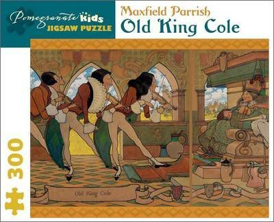 Old King Cole 300-piece Jigsaw Puzzle JK014