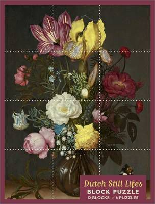 Dutch Still Lifes Block Puzzle Pb008