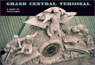Grand Central Terminal Book of Postcards Aa745