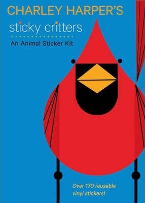 Charley Harper's Sticky Critters