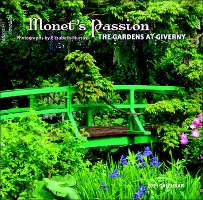 Monet's Passion the Gardens at Giverny Mini Calendar 2014