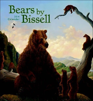 Bears by Bissell Calendar 2014