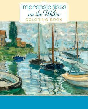 Impressionists on the Water Cb151