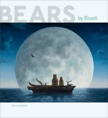 2015 Bears by Bissell Wall Calendar