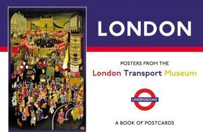 London Posters from the London Transport Museum Book of Postcards
