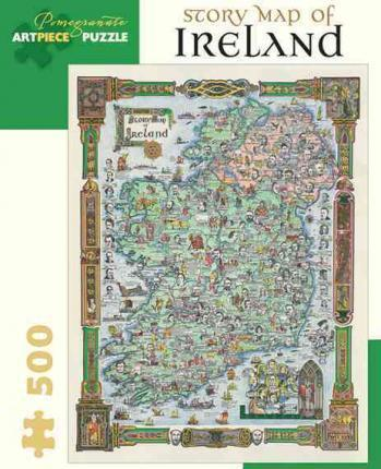 Story Map of Ireland