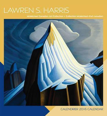 2016 Lawren Harris Wall Calendar
