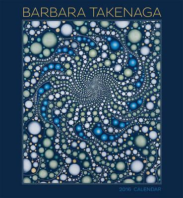 2016 Barbara Takenaga Wall Calendar