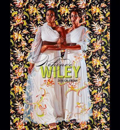 Kehinde Wiley 2016 Calendar