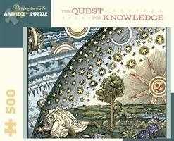 The Quest for Knowledge 500-Piece Jigsaw Puzzle Aa965