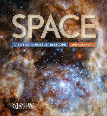 Space/Views from Hubble 2018 Wall Calendar