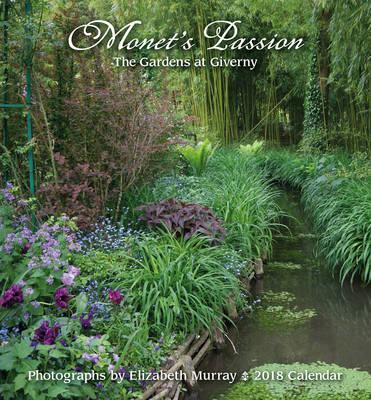 Monet'S Passion Mini 2018 Calendar
