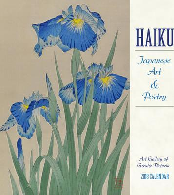 Haiku/Japanese Art Poetry 2018 Wall Calendar