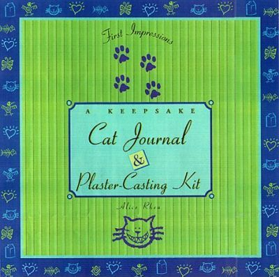 First Impressions Journal Cat