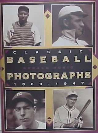 Classic Baseball Photographs