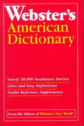 Webster's American Dictionary