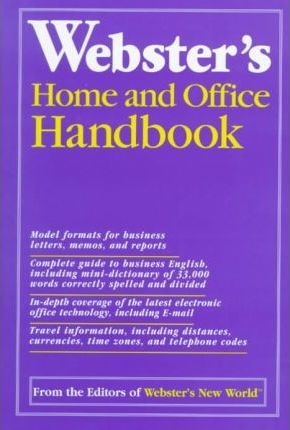 Webster's Home and Office Handbook