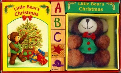Little Bear's Christmas Bear Pack