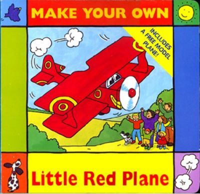 Make Your Own Little Red Plane