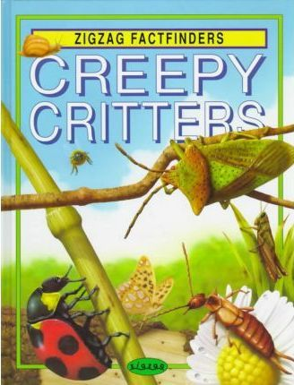 Creepy Critters Factfinders