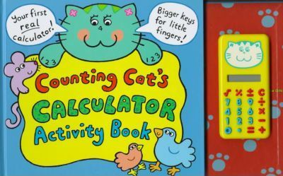 Counting Cats Calculator Book