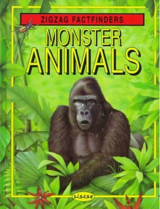 Monster Animals Factfinders