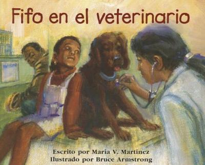 Fonolibros, Stage 2, Book 6, Fifo En El Veterinario, Single Copy