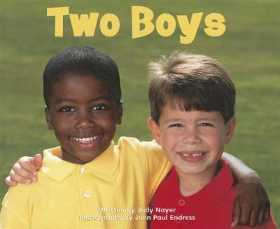 Ready Readers, Stage 0/1, Book 5, Two Boys, Single Copy