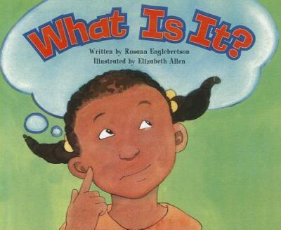 Ready Readers, Stage 0/1, Book 22, What Is It?, Single Copy