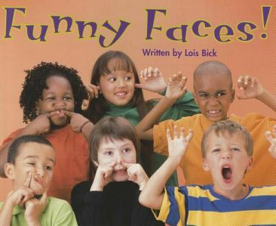 Ready Readers, Stage 0/1, Book 24, Funny Faces, Single Copy