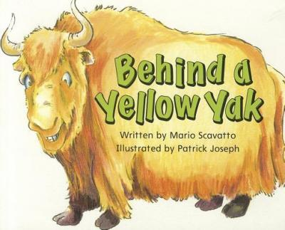 Behind a Yellow Yak
