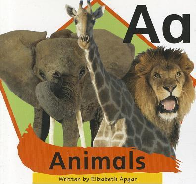 Ready Readers, Stage ABC, Book 51, Animals, Single Copy