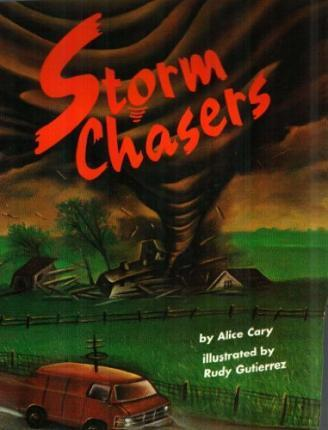 Comprehension Power Readers Storm Chasers Grade Four 2004c