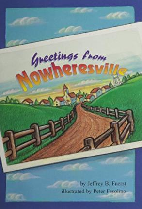 Comprehension Power Readers Greetings from Nowheresville Grade Four 2004c