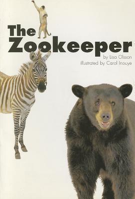 Comprehension Power Readers the Zookeeper Grade 1 Single 2004c