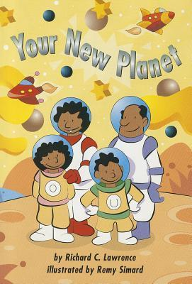 Comprehension Power Readers Your New Planet Grade 3 Single 2004c